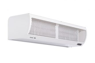 Reventon Commercial Water Heated Air Curtains